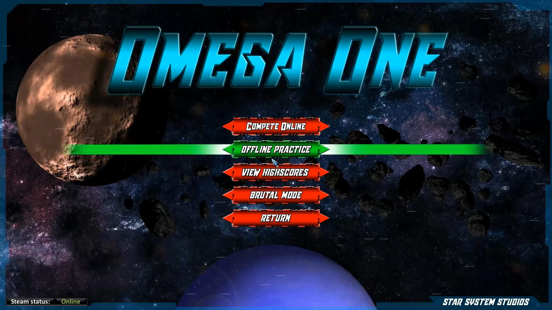 Omega One screenshot