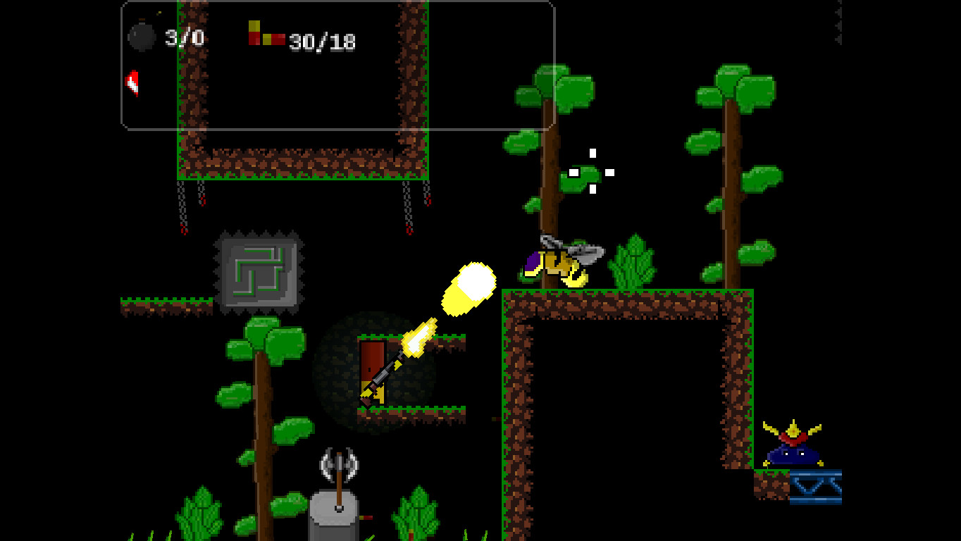 Dangerous Bullets screenshot