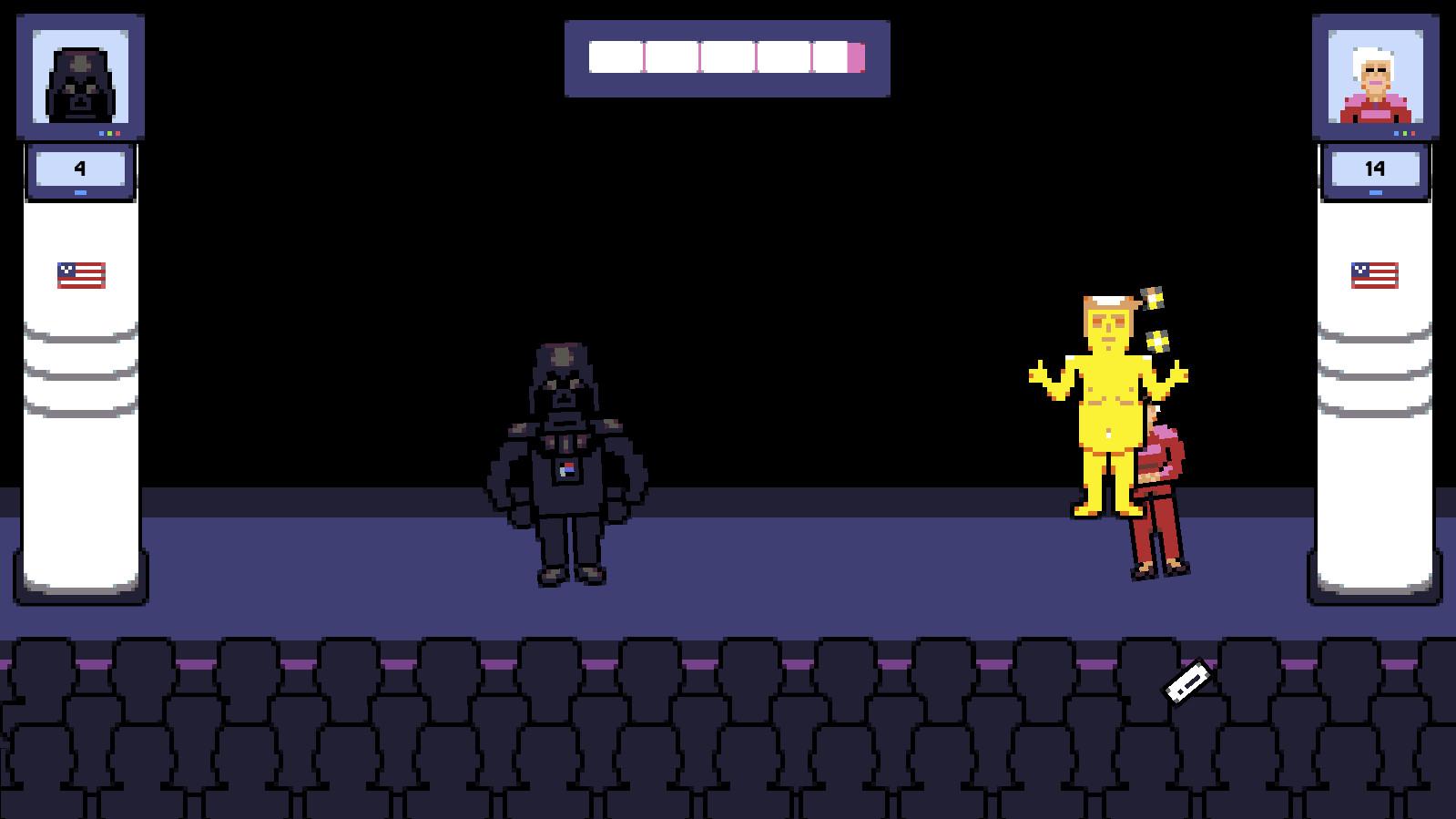 Trump Simulator 2017 screenshot
