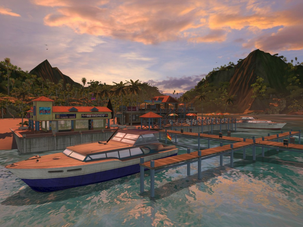 Tropico 3: Absolute Power screenshot