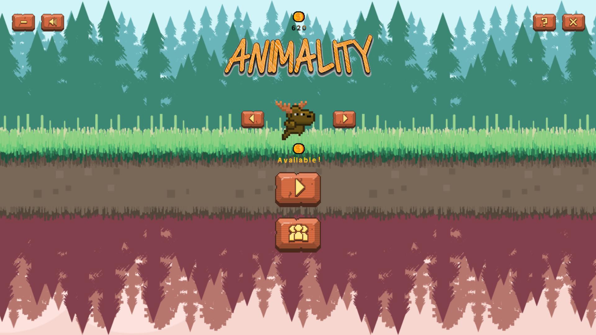 ANIMALITY screenshot