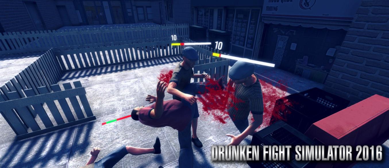 Drunken Fight Simulator screenshot