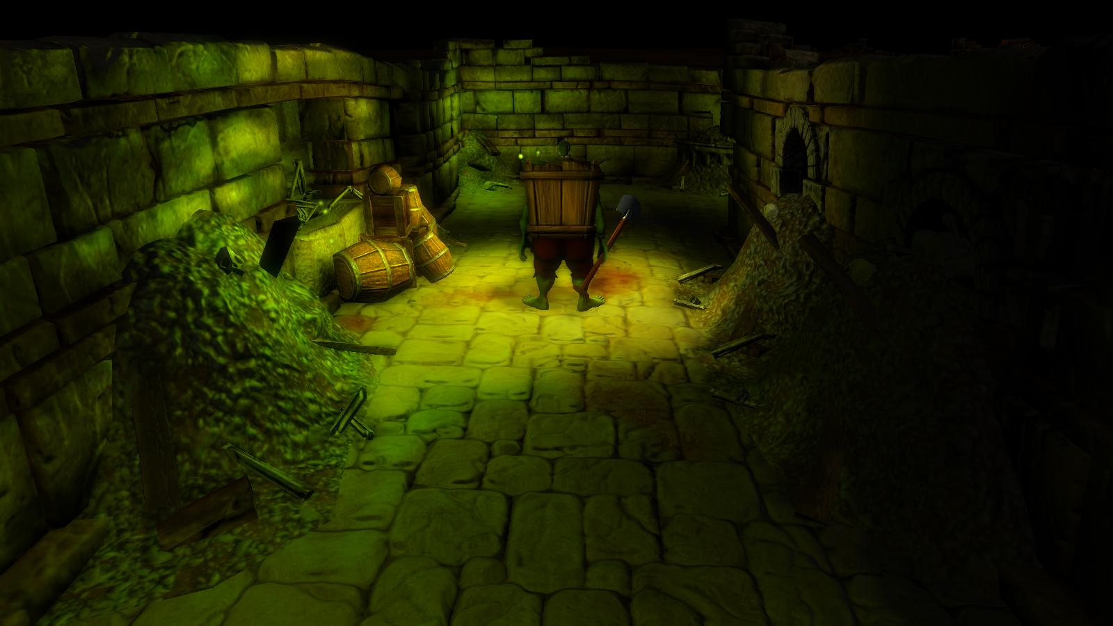 Dungeons screenshot