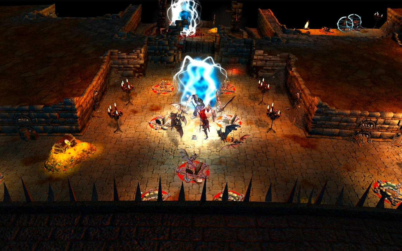 Dungeons: Map Pack DLC screenshot