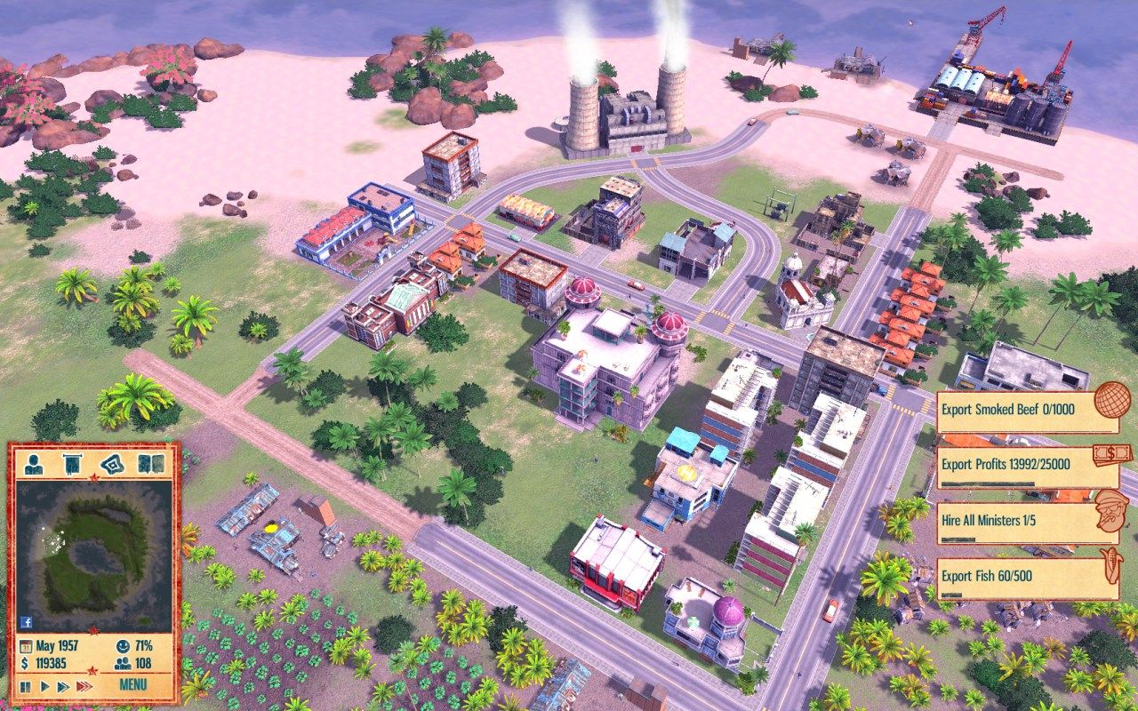Tropico 4 + Complete DLC Pack screenshot 1
