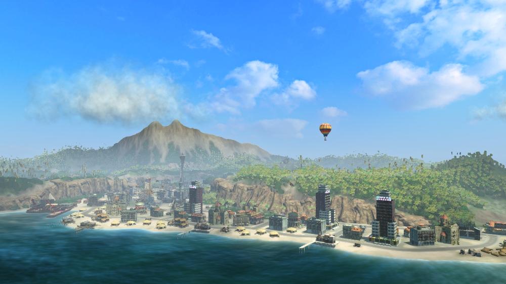 Tropico 4: Plantador DLC screenshot