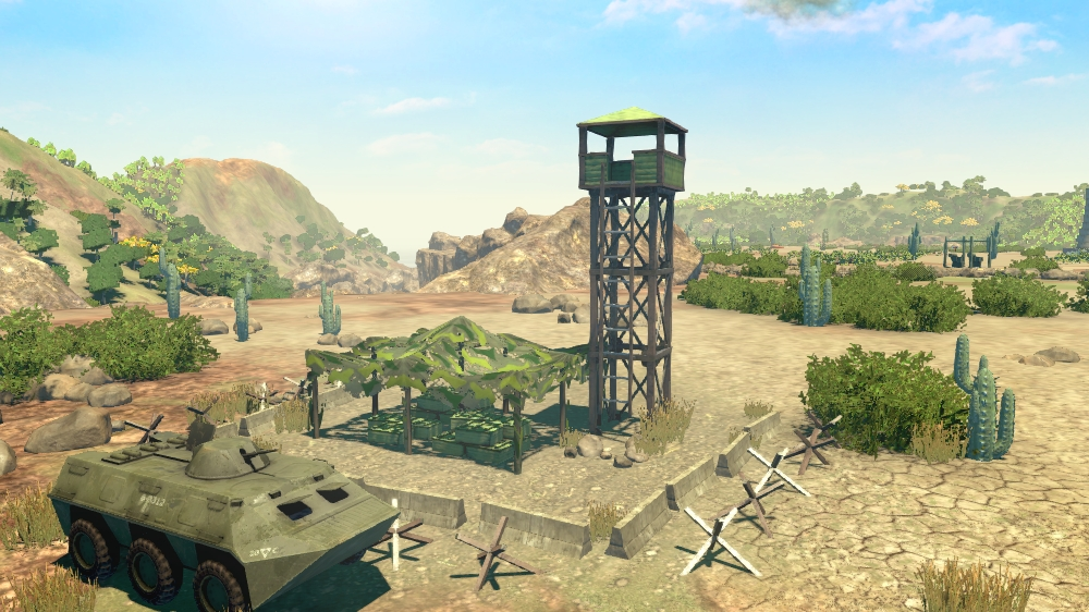 Tropico 4: Junta Military DLC screenshot
