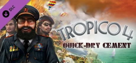 Tropico 4: Quick-dry Cement DLC