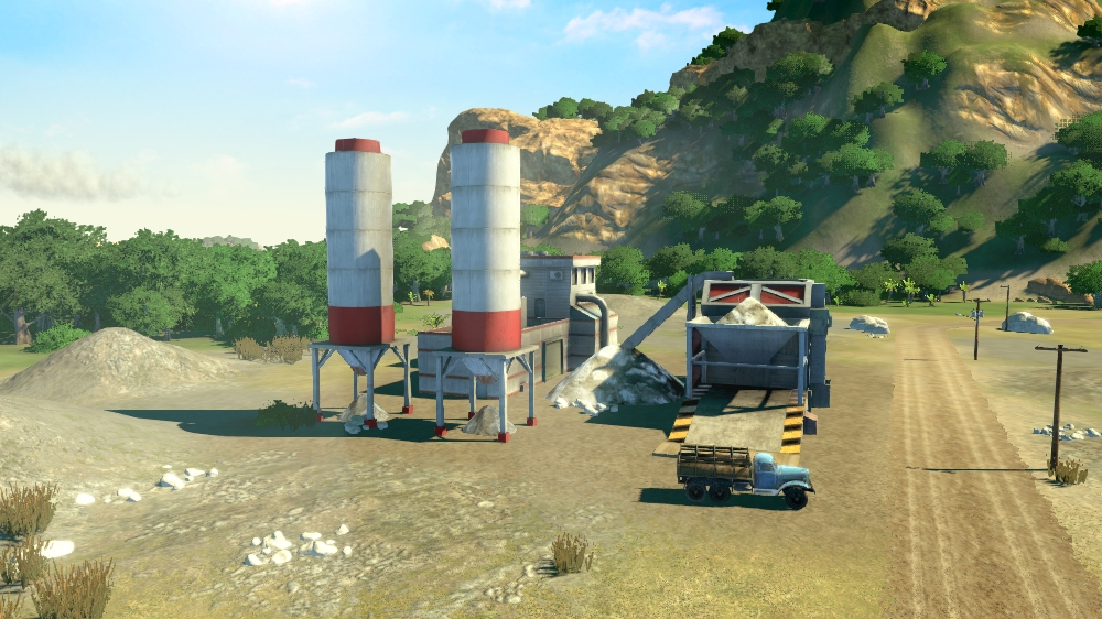 Tropico 4: Quick-dry Cement DLC screenshot
