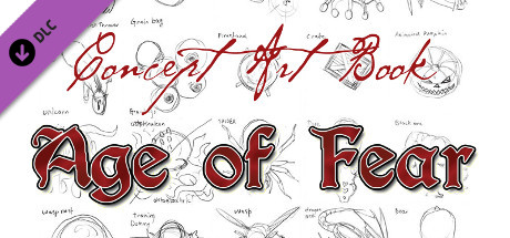 Age of Fear: Concept Art Book