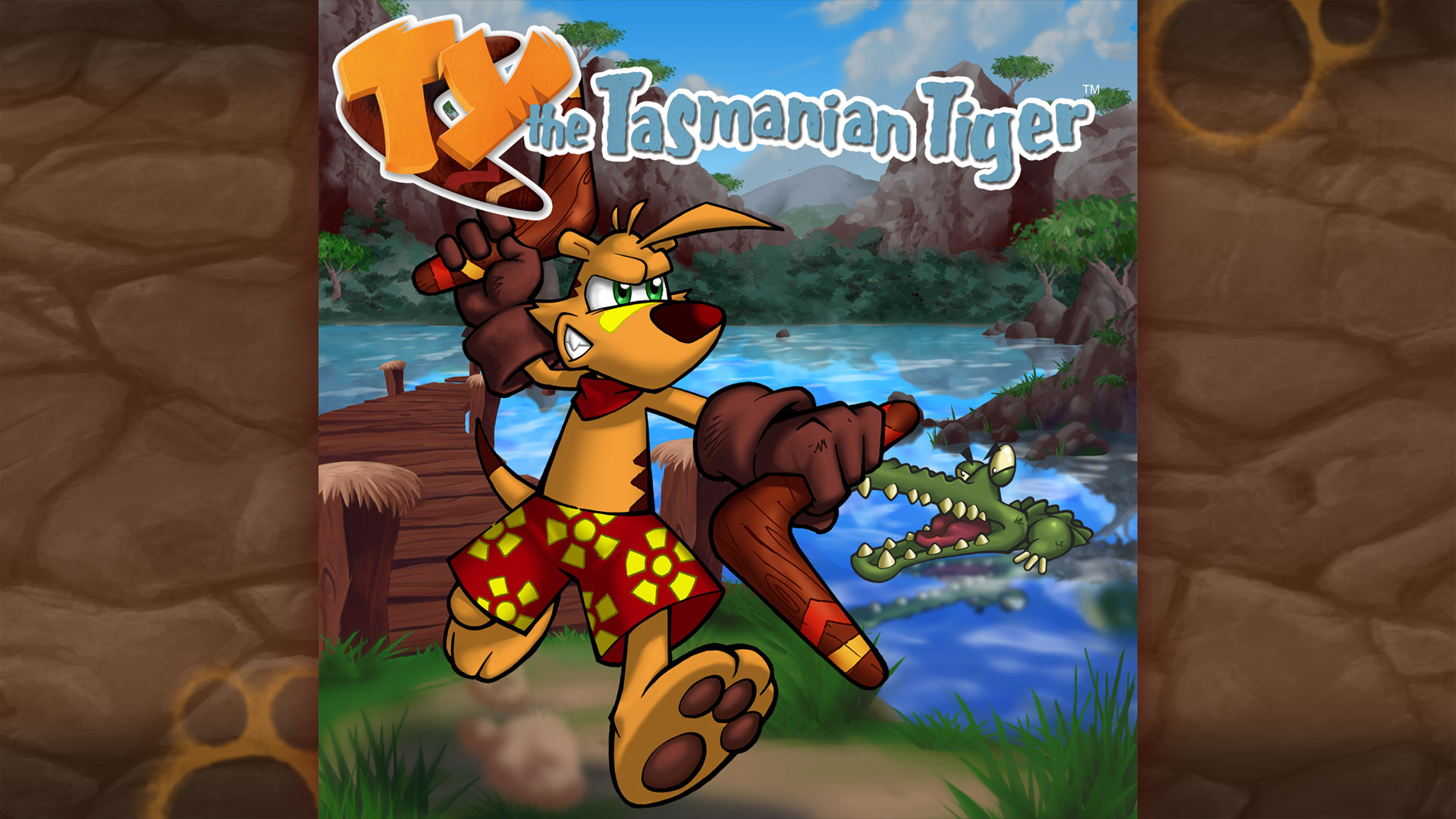TY the Tasmanian Tiger Soundtrack screenshot