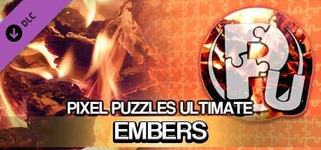 Jigsaw Puzzle Pack - Pixel Puzzles Ultimate: Embers