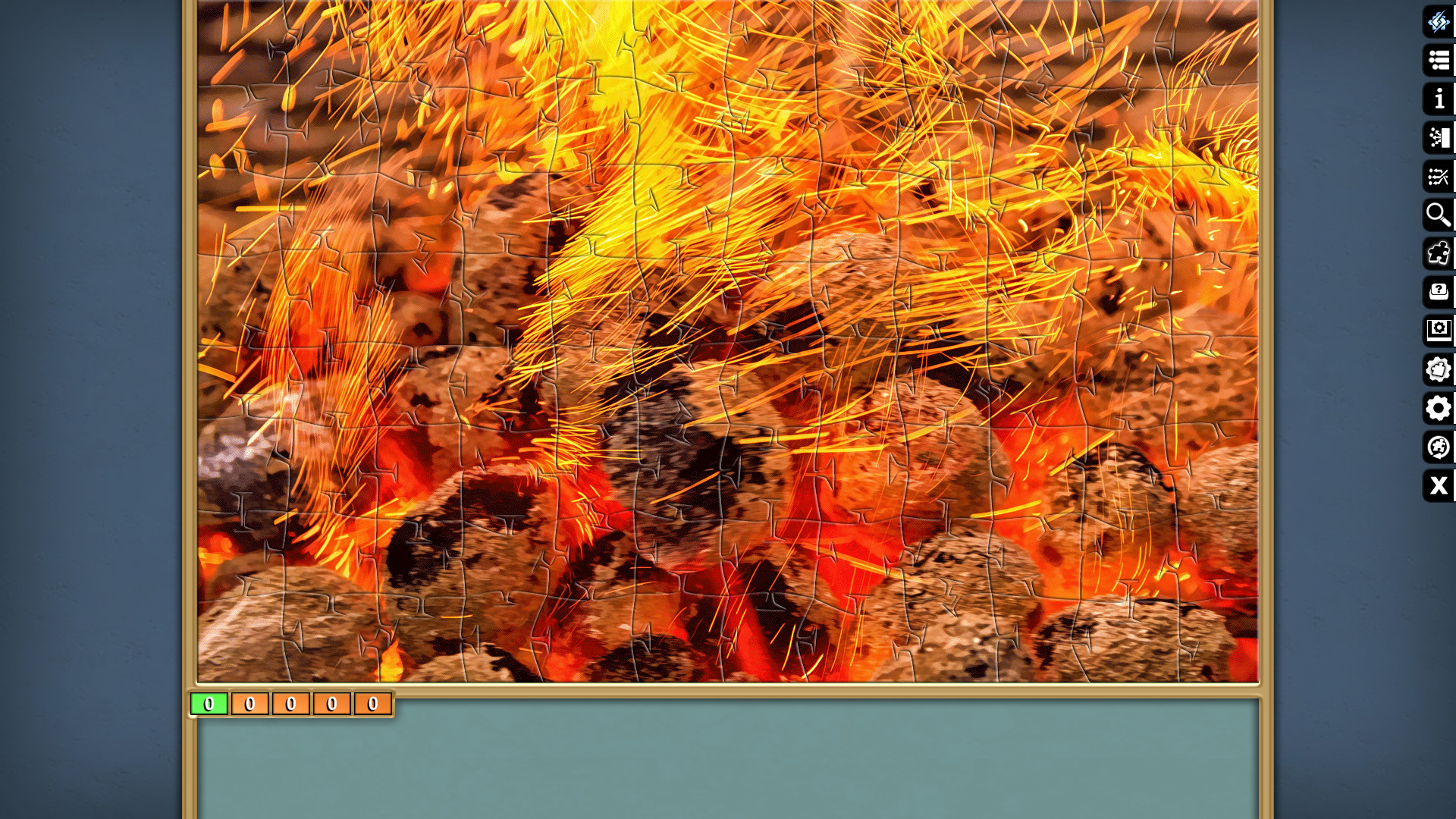 Jigsaw Puzzle Pack - Pixel Puzzles Ultimate: Embers screenshot