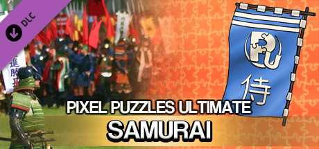 Jigsaw Puzzle Pack - Pixel Puzzles Ultimate: Samurai