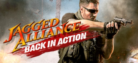 Jagged Alliance - Back in Action game image