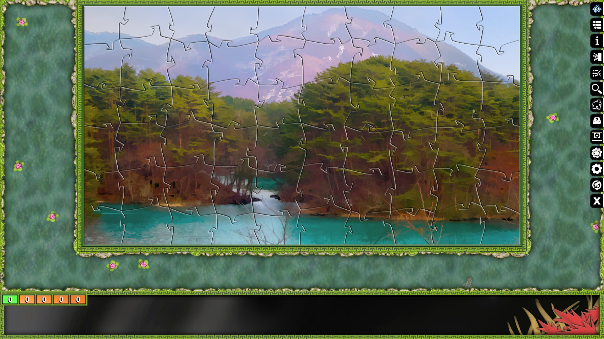 Jigsaw Puzzle Pack - Pixel Puzzles Ultimate: PP1 Japan screenshot
