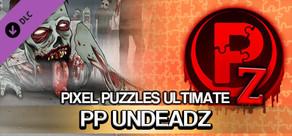 Pixel Puzzles Ultimate - Puzzle Pack: PP1 UndeadZ