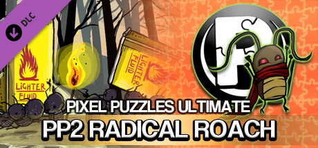 Jigsaw Puzzle Pack - Pixel Puzzles Ultimate: PP2 RADical ROACH