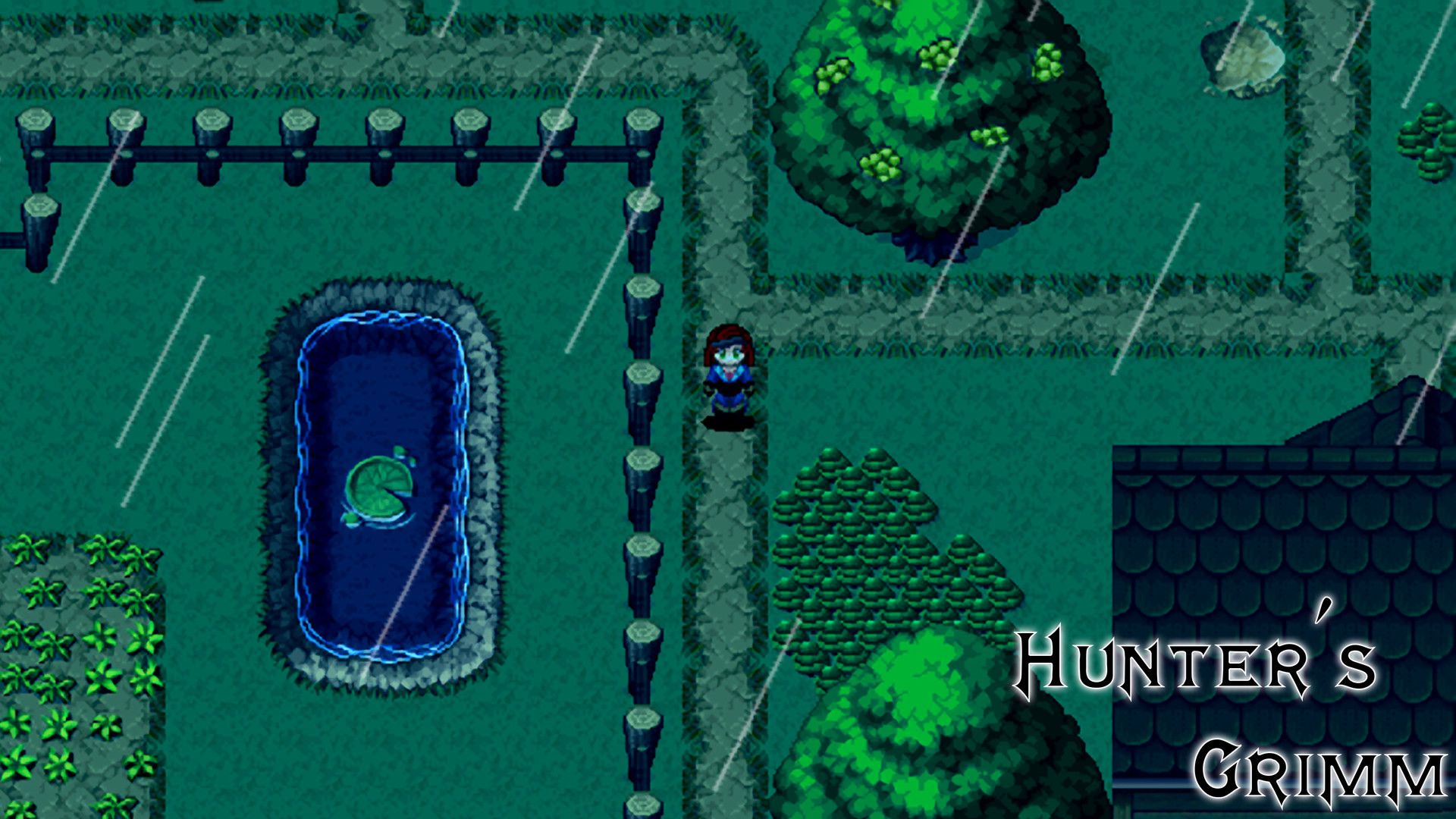 Zoop! - Hunter's Grimm screenshot