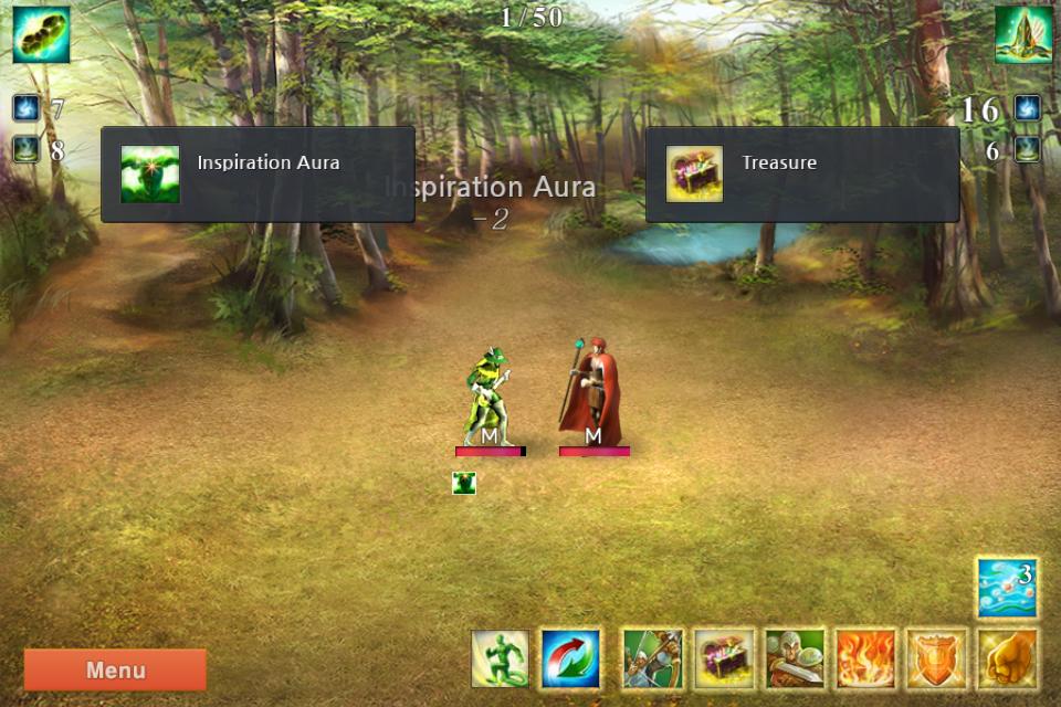 Wizard King screenshot