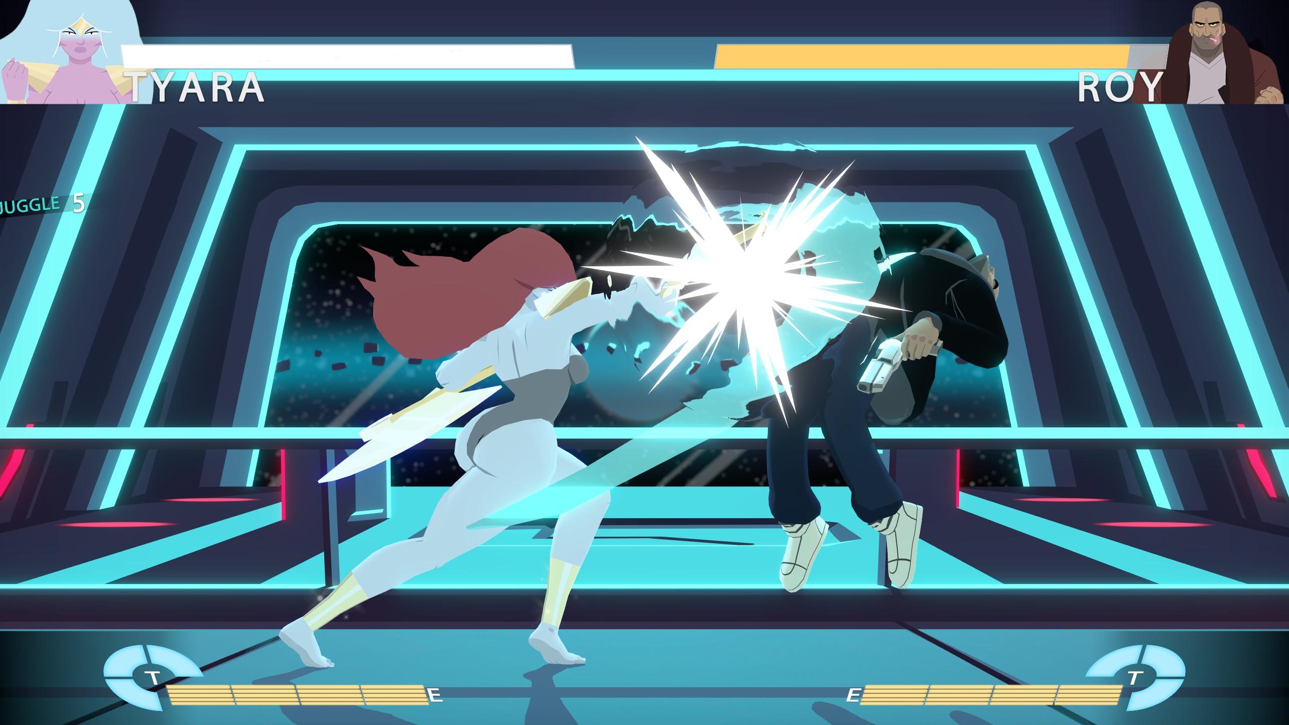 Punch Planet screenshot