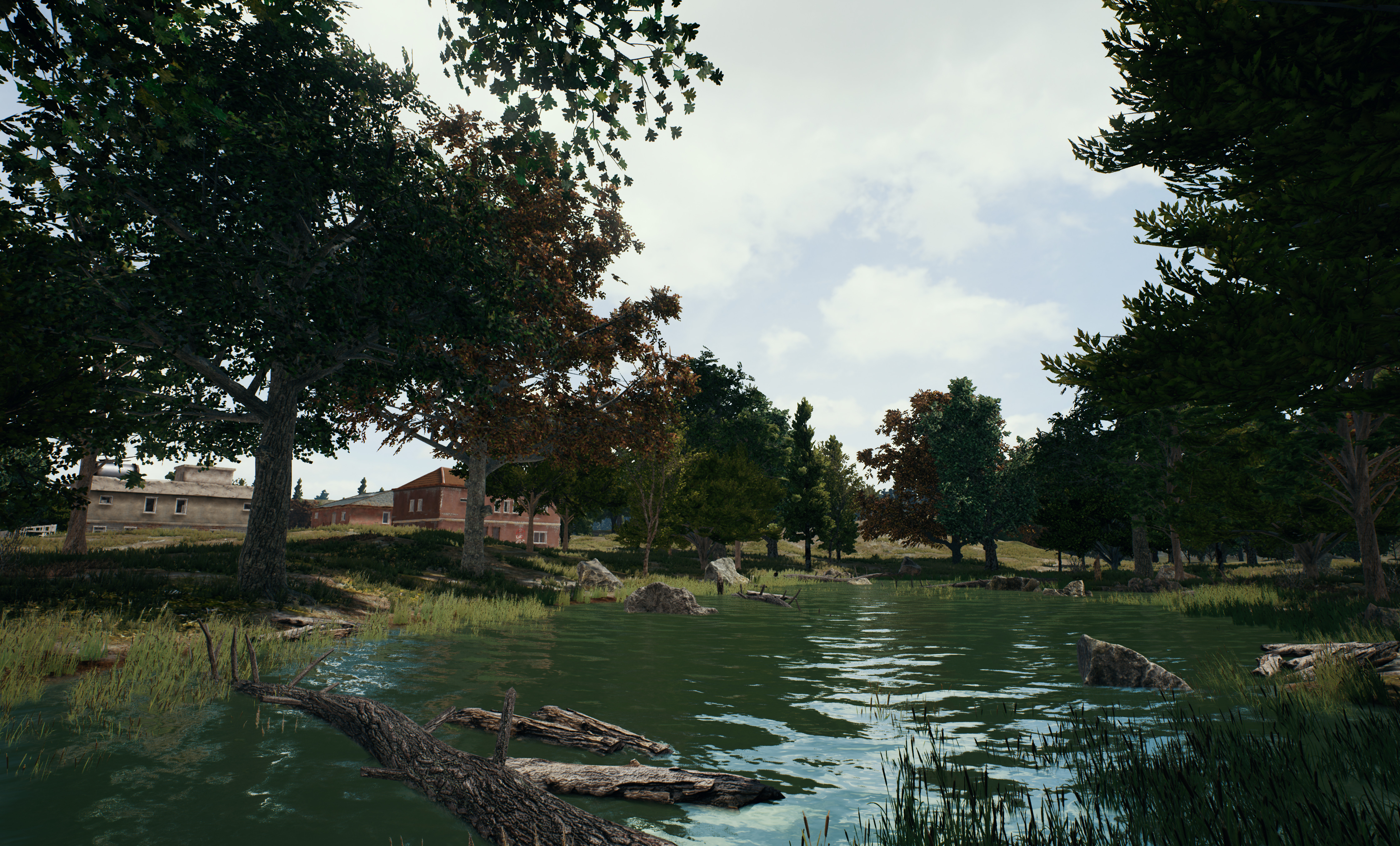 PLAYERUNKNOWN'S BATTLEGROUNDS screenshot