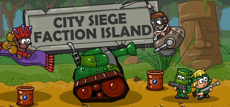 Free City Siege: Faction Island Steam Key Generator