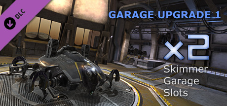 Free Vector 36 - Garage Upgrade 1 ( x2 slot ) Steam Key Generator