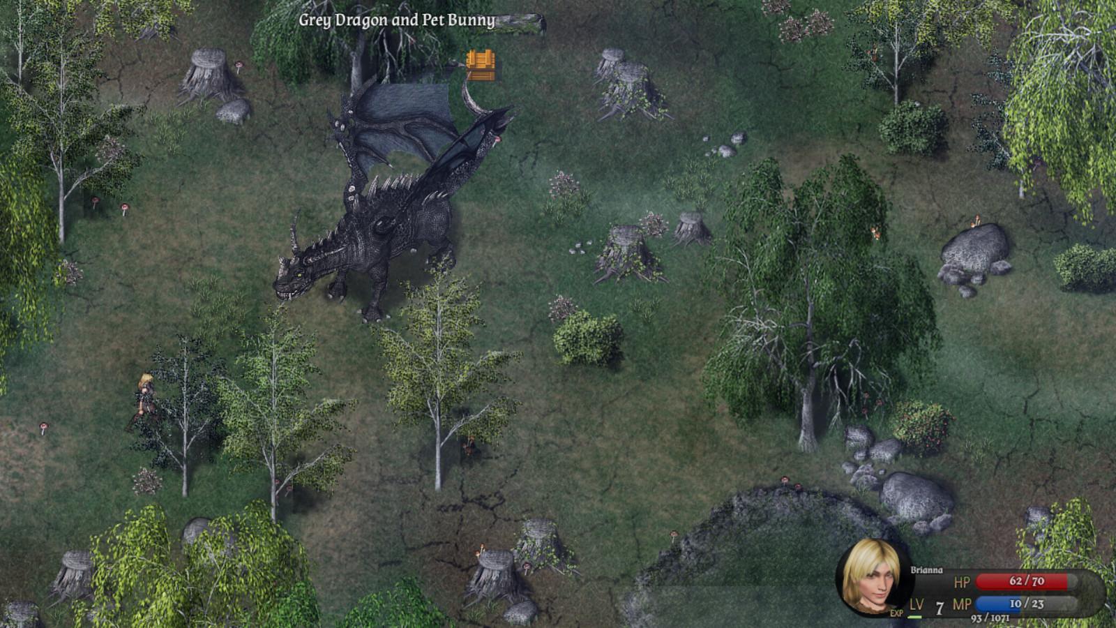 Cavern of Time screenshot