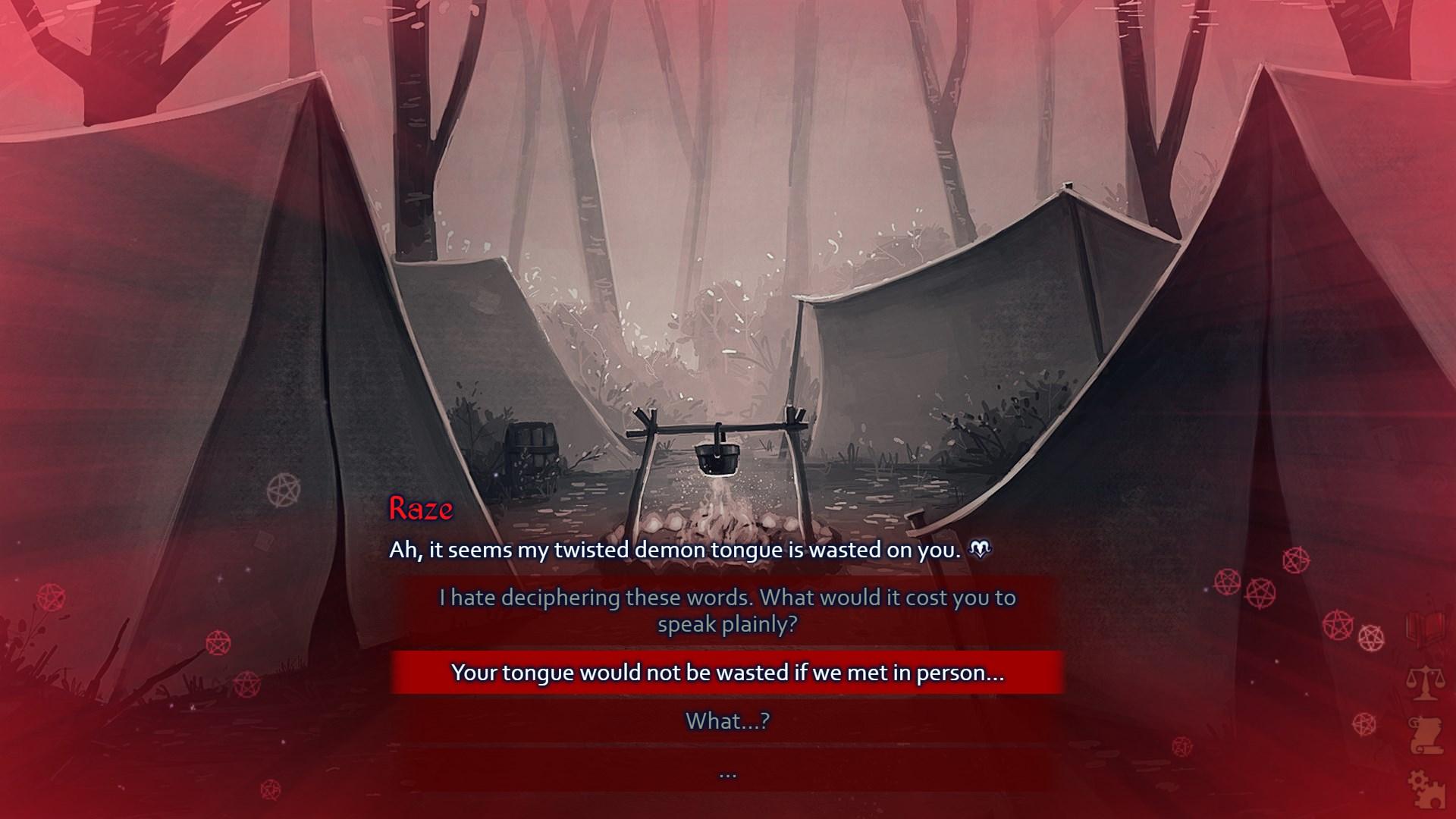 Demonheart screenshot
