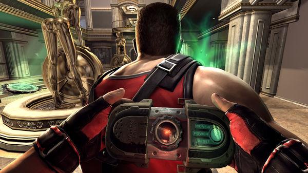 Скриншот игры [Аккаунт] Duke Nukem Forever