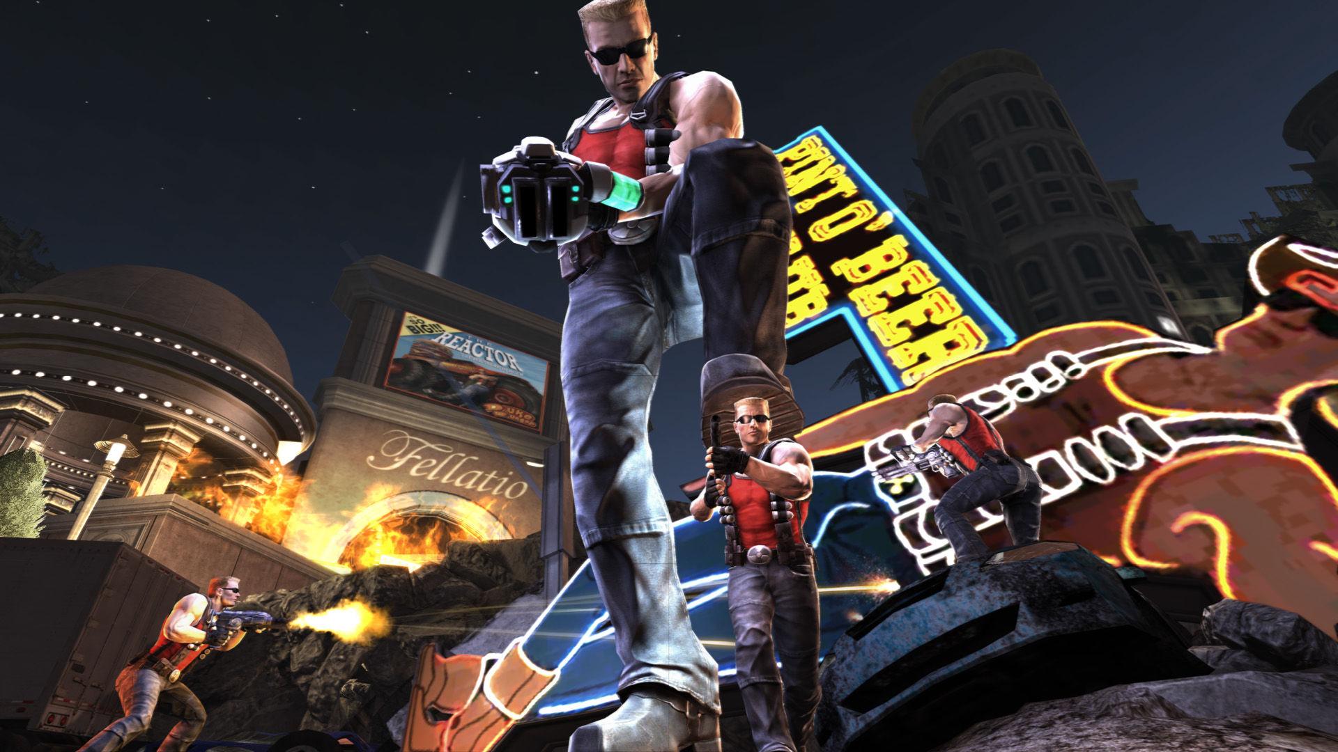 [XBOX360] Duke Nukem Forever [Region Free] [2011/RUS|ENG]