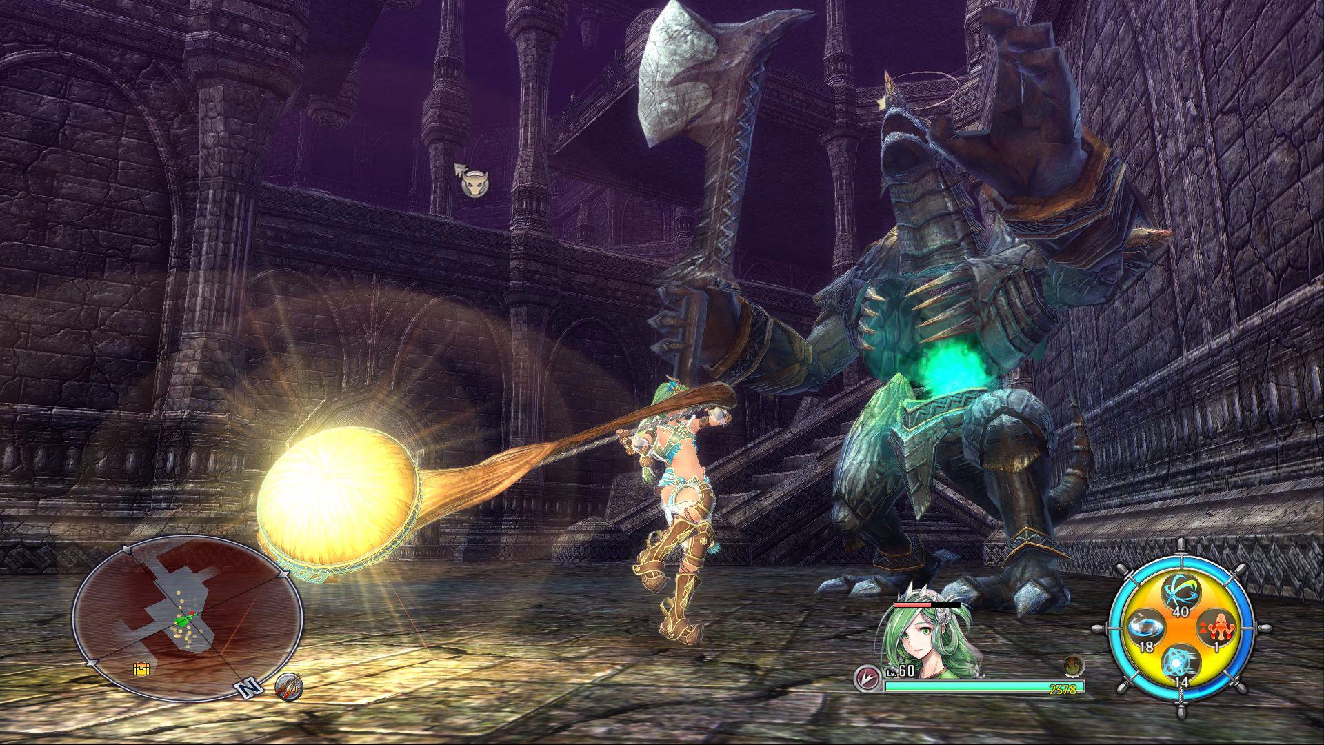 Ys VIII: Lacrimosa of DANA screenshot