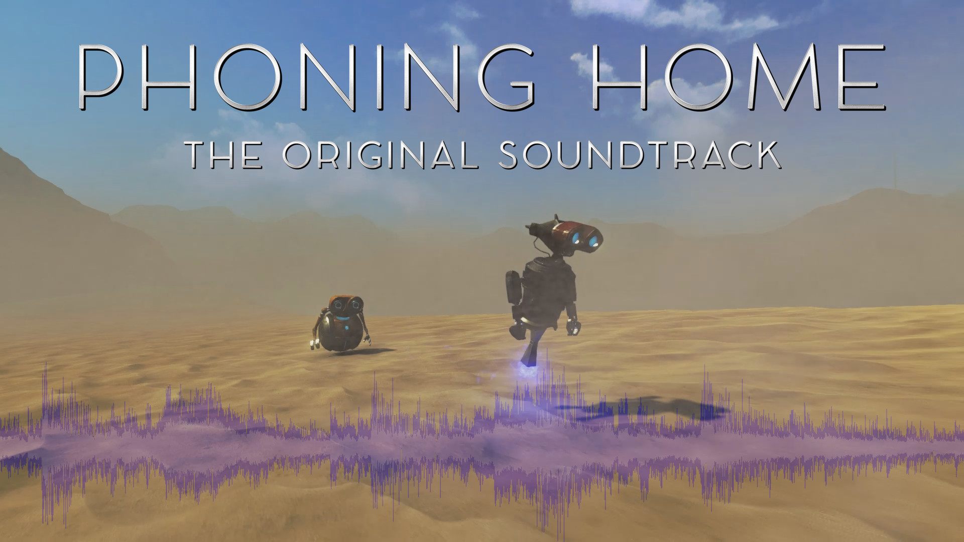 Phoning Home Soundtrack screenshot