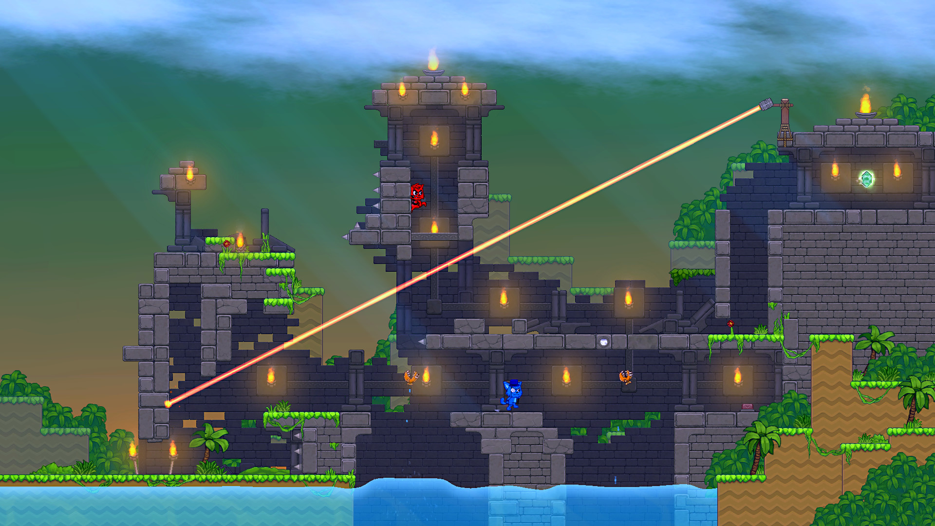 Bloody Trapland 2: Curiosity screenshot