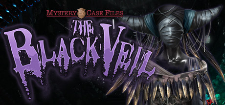 Mystery Case Files 15: The Black Veil Header