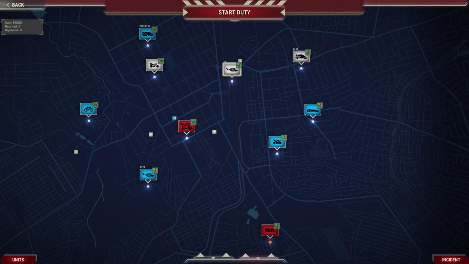 911 Operator - Special Resources screenshot