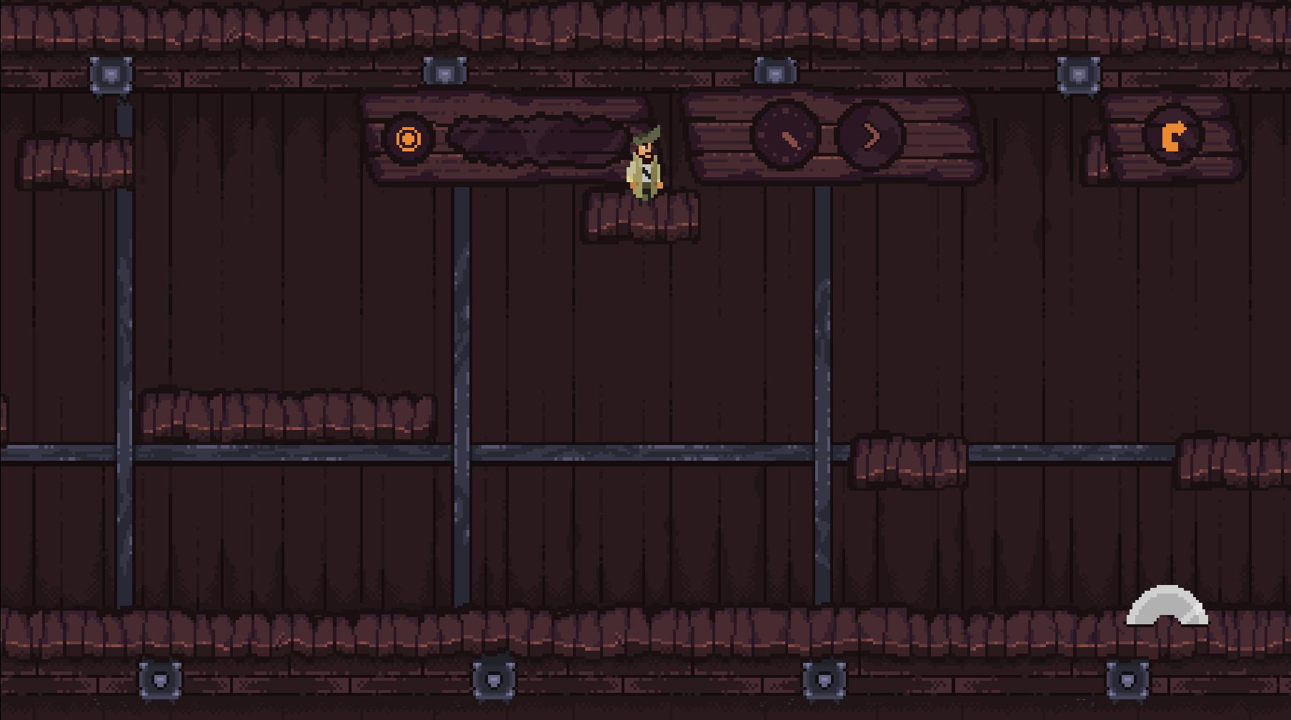 Jump Like A Pirate screenshot