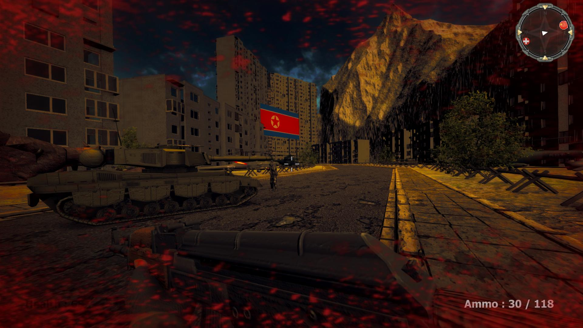 The Last Hope: Trump vs Mafia - North Korea screenshot