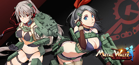 Metal Waltz: Anime tank girls