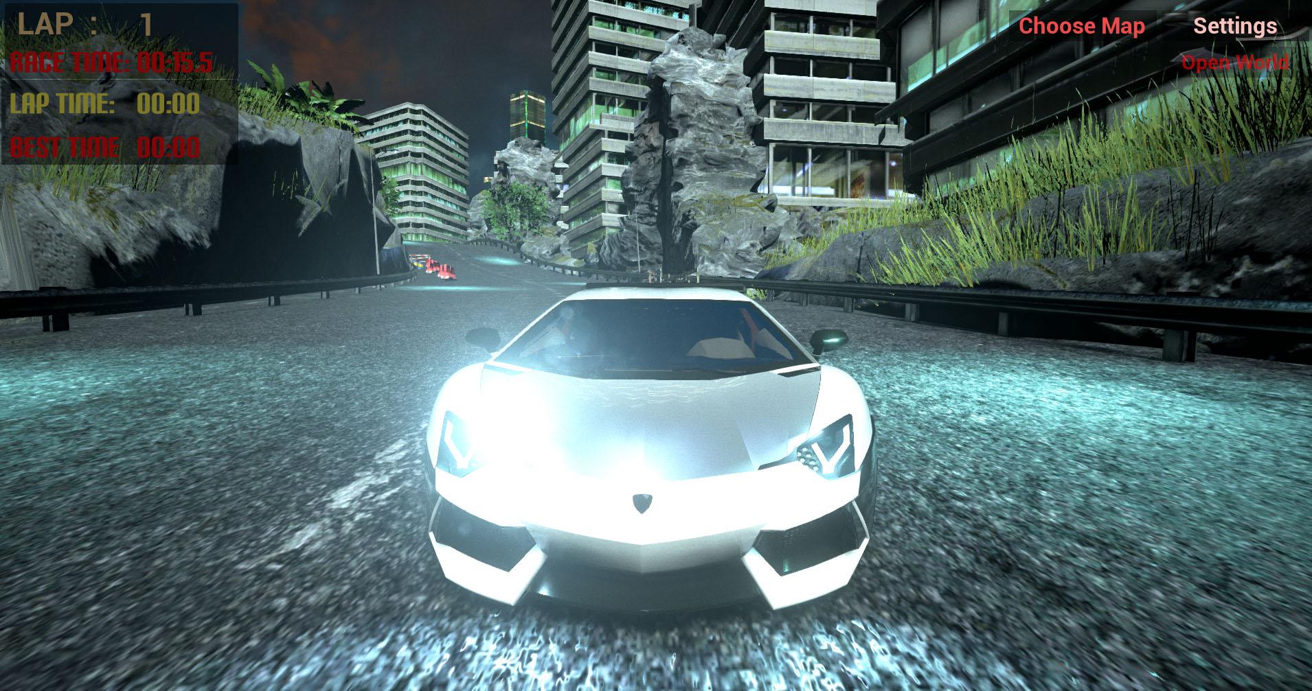 Nash Racing screenshot