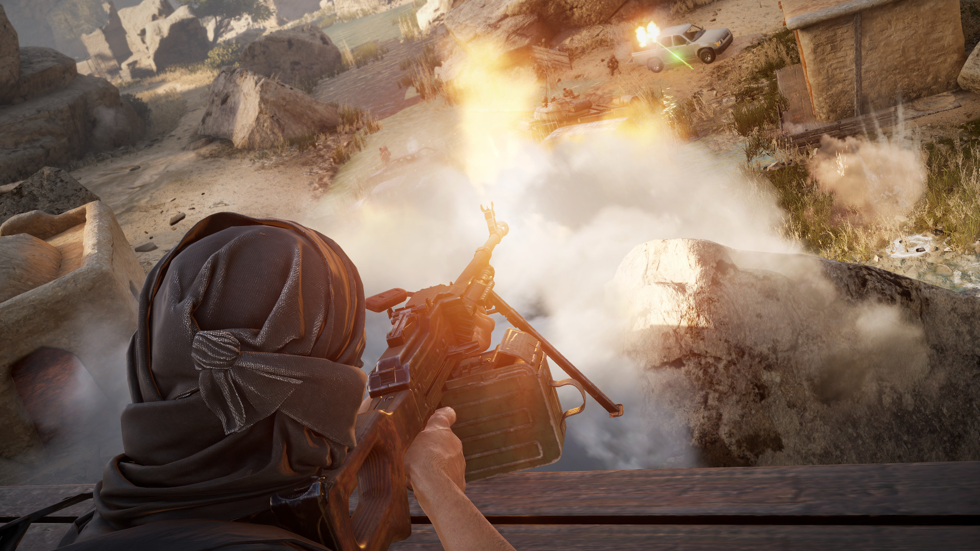 Insurgency: Sandstorm screenshot
