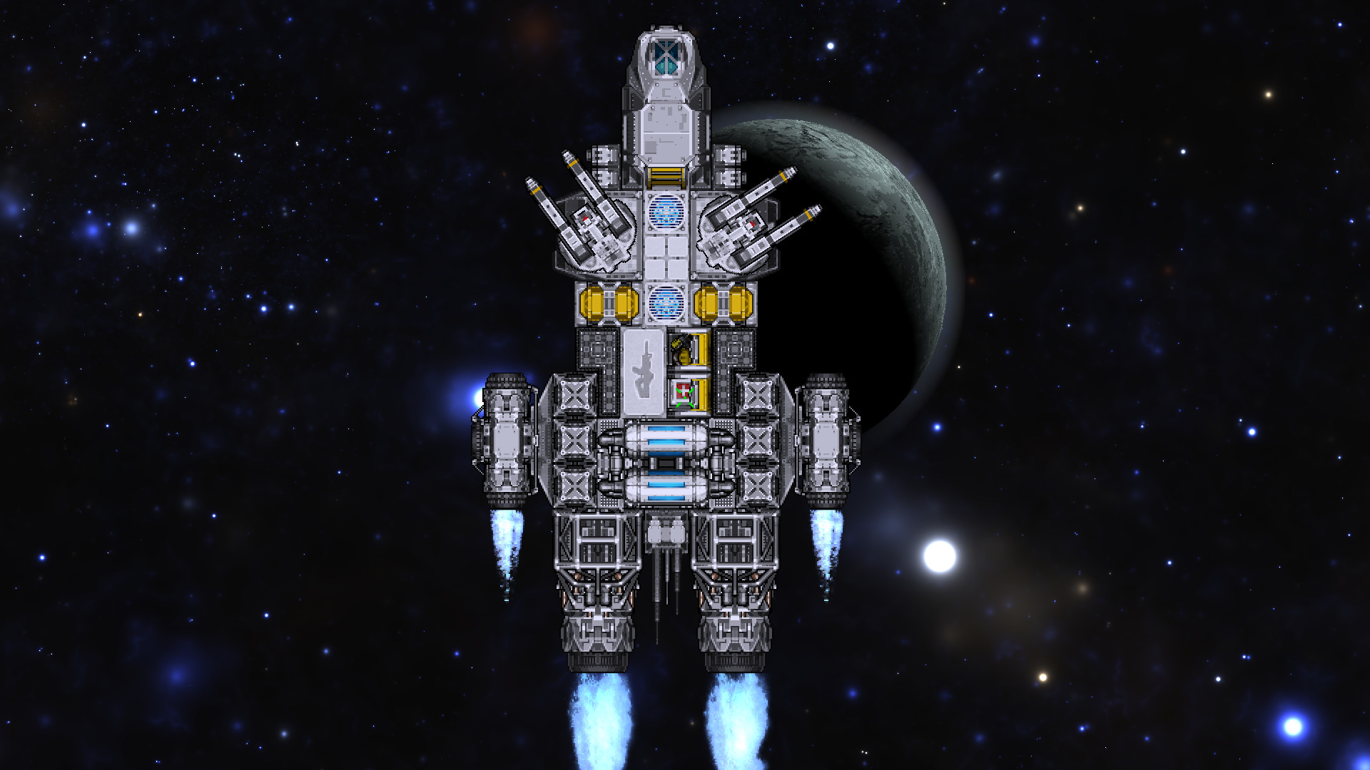 Iron Armada screenshot