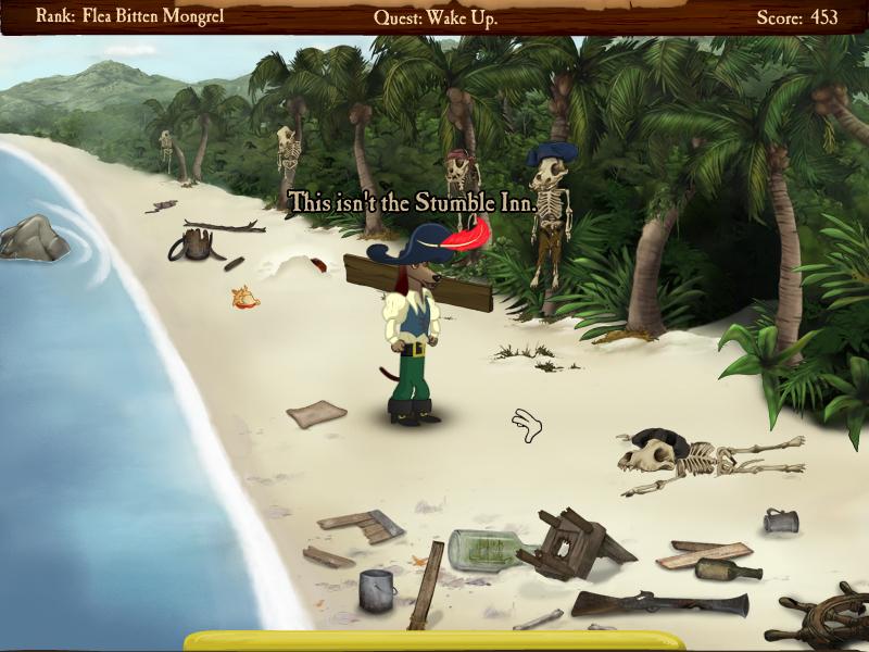 Jolly Rover screenshot