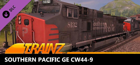 Trainz 2019 DLC: Southern Pacific GE CW44-9