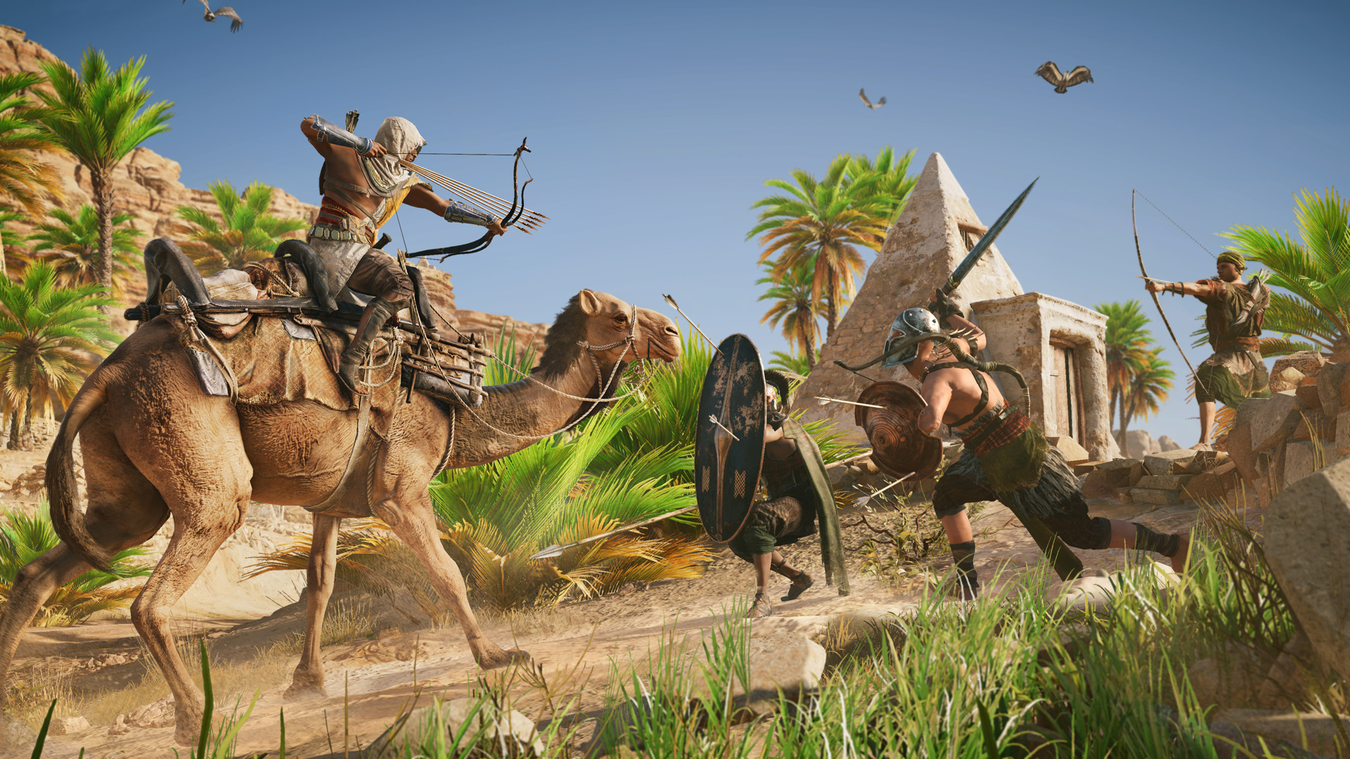 Assassin's Creed: Origins [2017|Rus|Eng]
