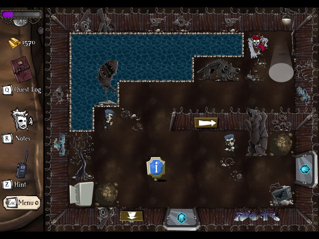 MacGuffin's Curse screenshot
