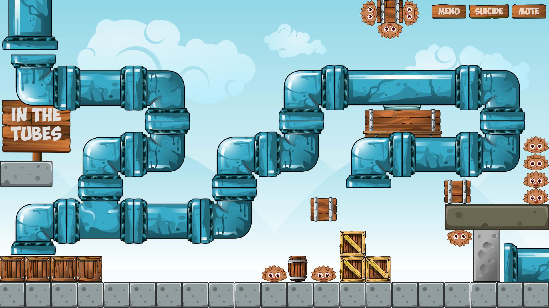 Jumping Tank screenshot