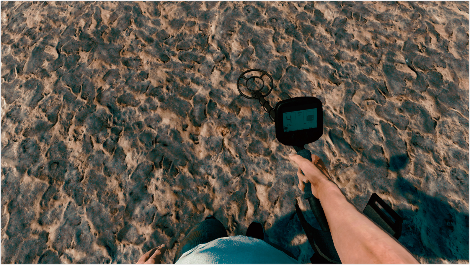 Awesome Metal Detecting screenshot