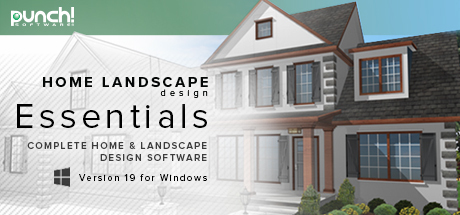 Design And Update Your Home And Landscaping With Punch Home And Landscape  Design Essentials 19, The Best Version Yet! No Matter Your Interior Or  Landscape ...